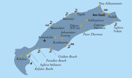 Kos - Culinary Tours and Vacations in Greece