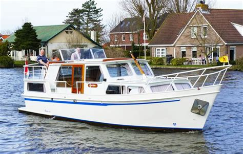 Hausboote in Holland - Bootsferien