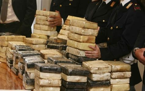 Italy, cocaine and heroin from Albania and Morocco