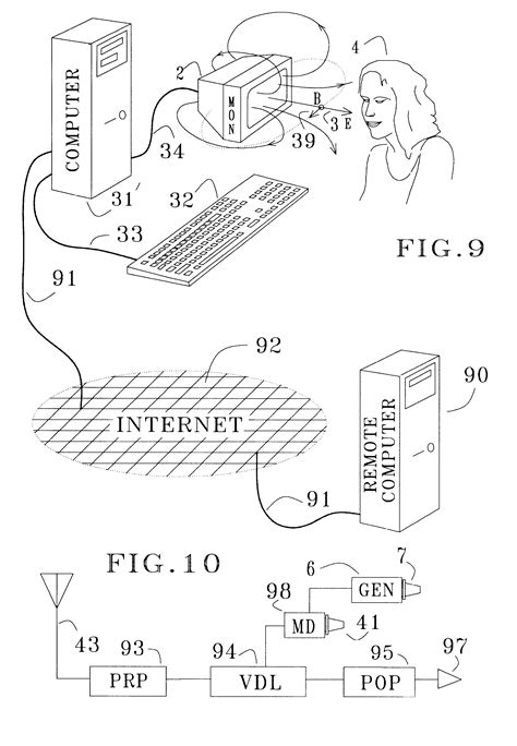Patent US6506148 - Nervous system manipulation by