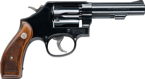 Smith & Wesson Model 10