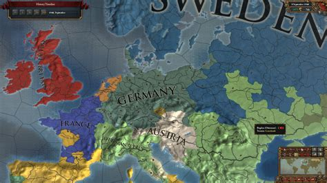 [Extended Timeline] After 800 hours of EU4 I finally did