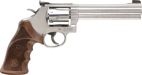 Smith & Wesson Model 686 Target Champion Deluxe