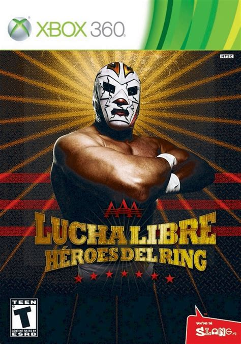 Lucha Libre AAA: Heroes del Ring Xbox 360 game