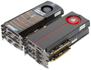 Top Mainstream and High-end Graphics Cards - TechSpot