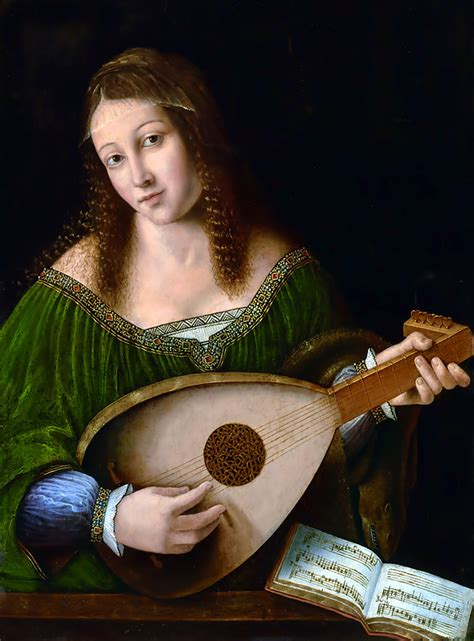 Western Music Literature   The Renaissance   I Lute and