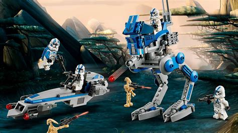 LEGO Listened To Fans, Announced Surprised Star Wars 501st