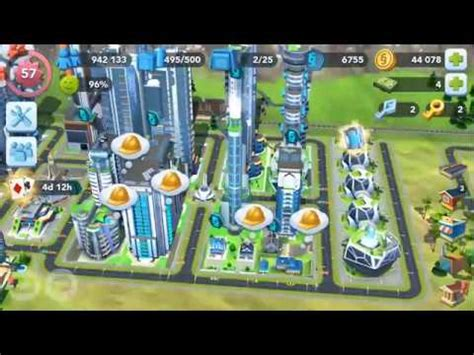 SimCity BuildIt - Best Omega Layout - YouTube