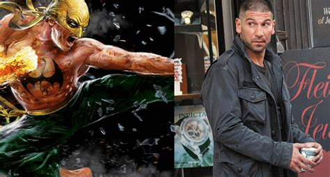 Marvel Considering Replacing IRON FIST With PUNISHER Series