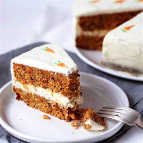 Carrot Cake with Cream Cheese Frosting » Taste of Travel