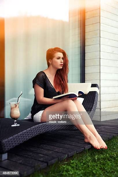 Barefoot Redhead Stock Pictures, Royalty-free Photos