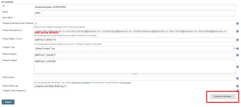 Jenkins email-ext plugin not sending mail - Stack Overflow