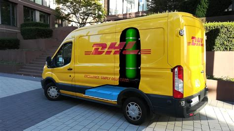DHL Collaborates with StreetScooter for The New H2 Panel