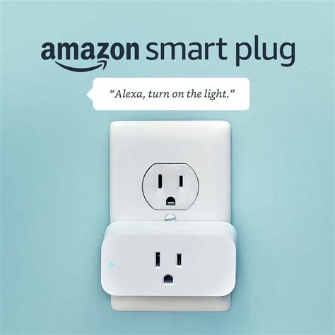 Amazon Smart Plug, works with Alexa – A Certified for