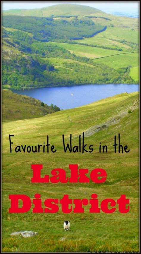 The three best day walks in the English Lake District
