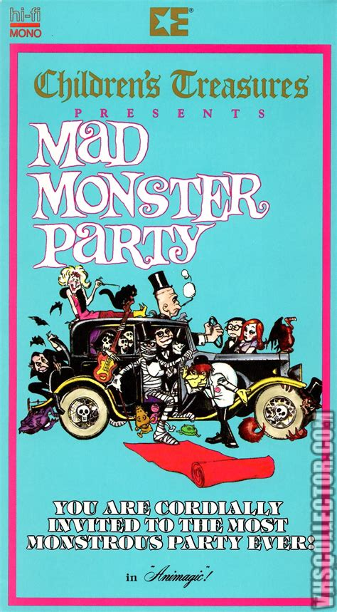 Mad Monster Party | VHSCollector