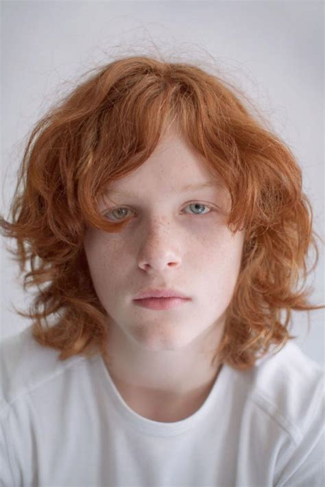 Photographer fights ginger discrimination with vivid