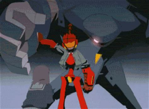 Robot #1 • FLCL • Absolute Anime