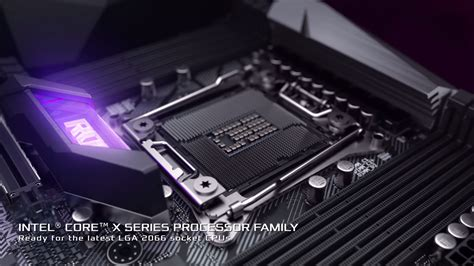 Intel Skylake-X, Kaby Lake-X CPUs and X299 Available For