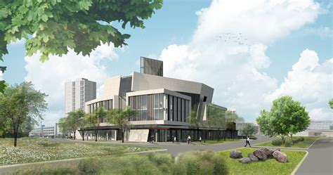 Spectacular New Building to Open Spring 2018   Schulich