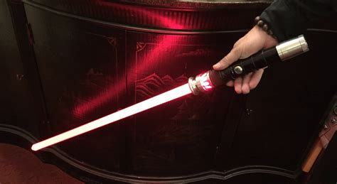 Ultrasabers Lightsabers are the Most Fun You Can Have