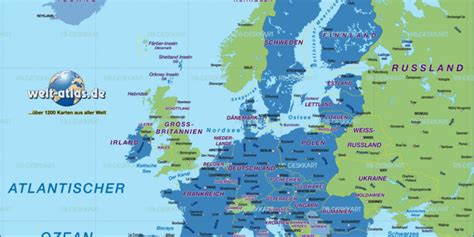 Map of European Union EU (Other in serveral countries