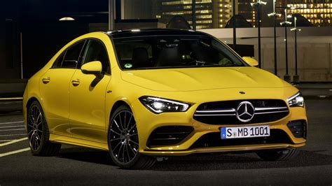 2019 Mercedes-AMG CLA 35 - Wallpapers and HD Images   Car