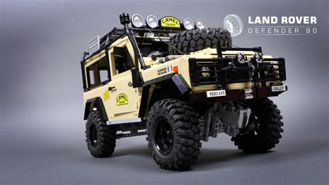 Amazingly Well-Crafted Working Custom RC Land Rover
