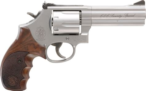 Smith & Wesson Model 686 Security Special