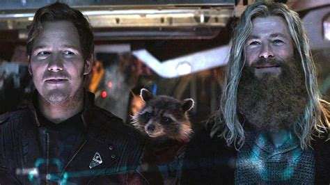 Chris Pratt comments on whether Thor will be in Guardians