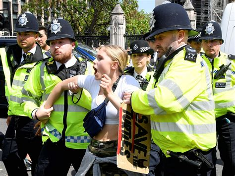 'You can't arrest us all': Extinction Rebellion respond to