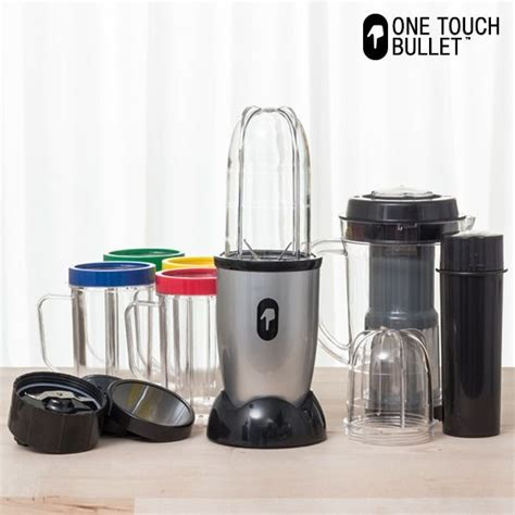 One Touch Bullet Mixer   InnovaGoods
