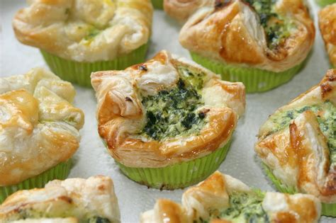 Lachs Spinat Muffins - www