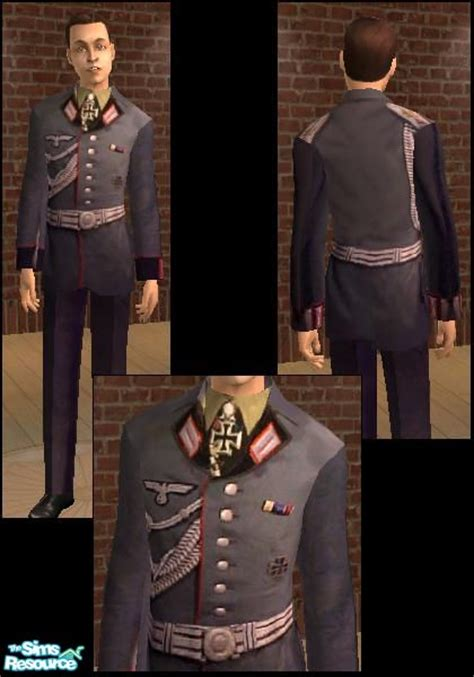 Hordriss' WW2 German Army Officer
